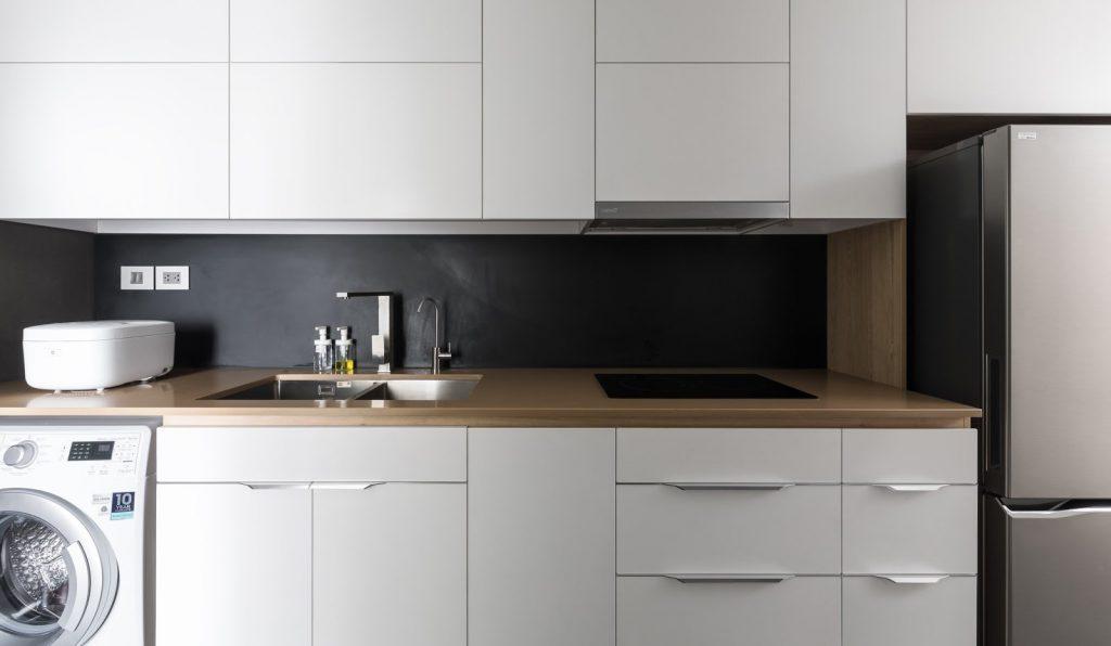 Cách chọn đá nhân tạo gốc thạch anh phù hợp với mọi phong cách nội thất bếp