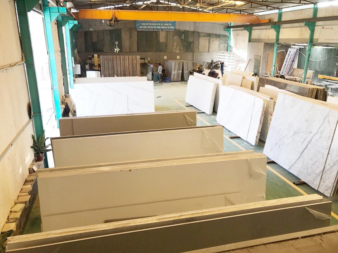 Nhà máy phân phối chế tác sản phẩm Empirestone tại Hà Đông - Hà Nội của Timestone Việt Nam