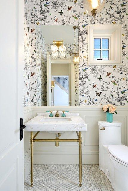 Biến hóa phòng tắm nhỏ, cũ thành không gian sang trọng, tiện nghi 100%