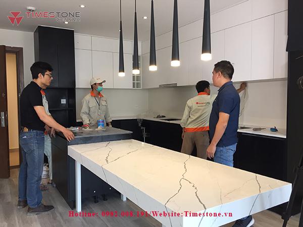 Chất lượng dịch vụ - Điều tạo nên uy tín của Timestone Việt Nam