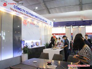 Timestone Việt Nam phân phối độc quyền đá nhân tạo gốc thạch anh Empirestone tại Hà Nội trong 5 năm