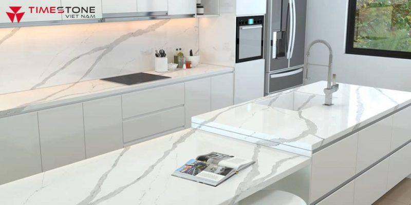 Top 5 mẫu đá ốp bàn bếp được ưa chuộng năm 2020