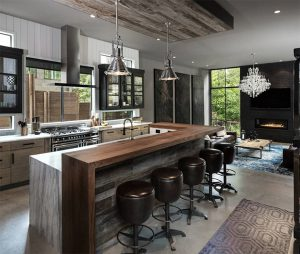 Top 4 ý tưởng thiết kế nhà bếp đẹp nhất 2020