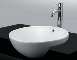 Lắp đặt lavabo âm bàn – Xu hướng mới trong thiết kế nội thất