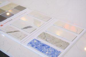Gợi ý những mẫu đá nhân tạo làm mặt bàn phổ biến nhất hiện nay